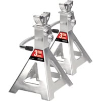 Arcan Aluminum 3-Ton Jack Stands — Pair, Model# AJS3T