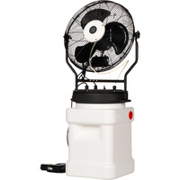 TPI Portable Self-Contained Power Mister — Hand Carry, 18in., 5,750 CFM, Model # PM-18S