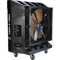 Portacool Portable Evaporative Cooling Unit — 48in., 20,000 CFM, Model# PAC2K482S