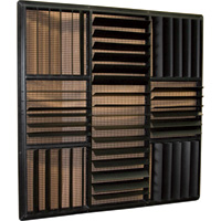 Portacool Louvers — For 48in. Units, Model# LOUVER-KIT-48