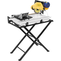 FREE SHIPPING — QEP Dual-Speed Tile Saw — 10in. Blade, 15 Amps, Model# 60020SQ