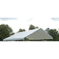 ShelterLogic Replacement Covers for Ultra Max 2 3/8in. Frame Canopy — Fits Item# 252307, 40ft.L x 30ft.W Outdoor Canopy, Model# 27779