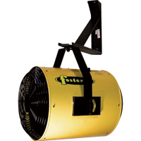 TPI Suspended Salamander Heater — 102,390 BTU, 480 Volt, Model# YES-3048-3A