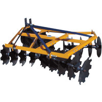 King Kutter Angle Frame Disc Harrow — 4 1/2-Ft., Combination, Model# 16-12-C