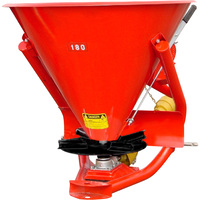 King Kutter XB Mini-Spreader, Model# S-250-XB