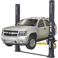 FREE SHIPPING — Bendpak 2-Post Floorplate Car Lift — 9,000-Lb. Capacity, Model# XPR-9DS