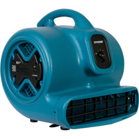 FREE SHIPPING — XPower Air Mover — GFCI Outlet Daisy Chain Capability, 1/3 HP, Model# X-600A