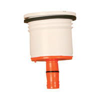 LiquiDynamics Plastic EPV Drum Valve — 2in., Model# 195206B