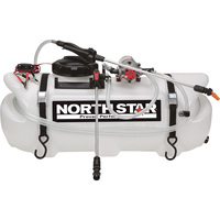 NorthStar ATV Broadcast and Spot Sprayer — 16-Gallon Capacity, 2.2 GPM, 12 Volts