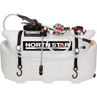 NorthStar ATV Broadcast and Spot Sprayer — 26-Gallon Capacity, 2.2 GPM, 12 Volts