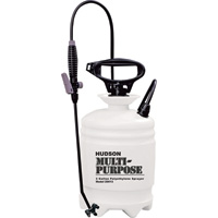 Hudson Multi-Purpose Portable Sprayer — 3-Gallon Capacity, 40 PSI, Model# 20013