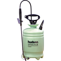 Hudson Portable Leader Compression Sprayer — 3-Gallon Capacity, 40 PSI, Model# 60183