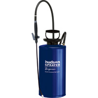 Hudson Bugwiser Galvanized Portable Sprayer — 2-Gallon Capacity, 40 PSI, Model# 62062