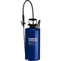 Hudson Bugwiser Galvanized Portable Sprayer — 3-Gallon Capacity, 40 PSI, Model# 62063