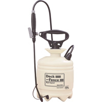 Hudson Deck and Fence Poly Portable Sprayer — 1-Gallon Capacity, 40 PSI, Model# 67991