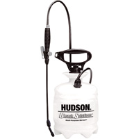 Hudson Bleach-Solutions Portable Sprayer — 1-Gallon Capacity, 40 PSI, Model# 90011