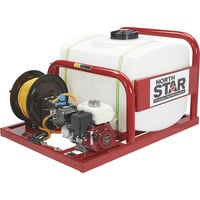 NorthStar Skid Sprayer — 100-Gallon Capacity, 160cc Honda GX160 Engine