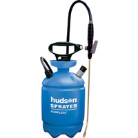 Hudson PumpLess Portable Compression Sprayer — 2-Gallon Capacity, 40 PSI, Model# 27912