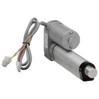 Glideforce 110-Lb. Capacity Linear Actuator — 3.93in. Stroke, Model# LACT4P