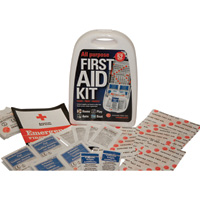 GFA 52-Pc. First Aid Kit, Model# GFAP-23-10