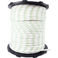 Portable Winch Low-Stretch Winch Rope with Splices — 1/2in. x 984ft., Model#  PCA-1218M2ESC