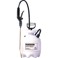 Hudson Constructo Poly Portable Sprayer — 1-Gallon Capacity, 40 PSI, Model# 90181