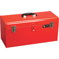 Excel Portable Toolbox with Tray, Model# TB140-RED