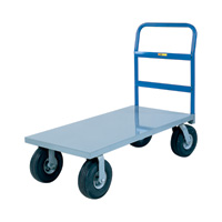 Little Giant 1,200 Lb. Platform Truck — 24 in. x 48 in., Model# NBB-2448-9P