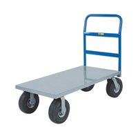 Little Giant 1,200 Lb. Platform Truck — 30 in. x 60 in., Model# NBB-3060-9P