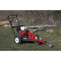 NorthStar Stump Grinder — 390cc Honda GX390 Engine