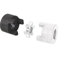 Heavy-Duty Half Coupling - 5/8in. Size