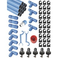 RapidAir 1in. FastPipe Master Kit — 235-Ft. Kit with 5 Outlets, Model# F28235