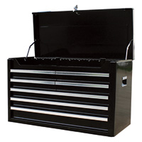 Excel 36in. Steel Tool Chest — Top Chest, Model# TB2108-X