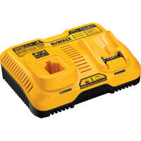 FREE SHIPPING — DEWALT Combination Dual Port Charger — Model# DCB103