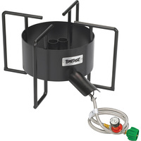 Bayou Classic Double Jet Cooker — 22in. Dia., Model# SP40