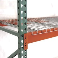 AK Industrial Pallet Rack Wire Deck — 48in.D x 58in.W, Model# AK-WDU-48-58