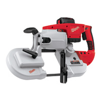 FREE SHIPPING — Milwaukee Cordless Band Saw Kit — 28 Volt, Model# 0729-21