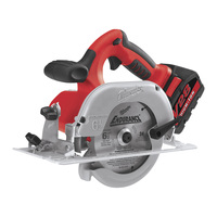 FREE SHIPPING — Milwaukee Cordless Circular Saw Kit — 6 1/2in., 28 Volt, Model# 0730-22