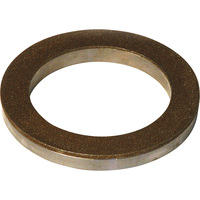 FREE SHIPPING — Darex Replacement Borazon Electroplated Point Split Wheel — 100 Grit, Model# PP16060GF