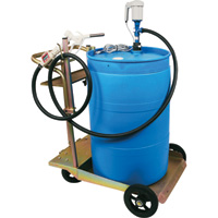 LiquiDynamics Pump Transfer System for Diesel Exhaust Fluid (DEF) — Fits 55-Gallon Drums, Model# 51009C-S4
