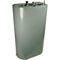 Liquidynamics Steel Storage Fuel Tank — 275-Gallon, Vertical, Model# 901060V-03
