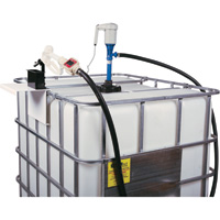 Liquidynamics Diesel Exhaust Fluid (DEF) Pump Transfer System — Works with 275-Gallon IBC Totes, Model# 970019-12