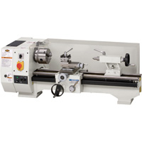 FREE SHIPPING — SHOP FOX Metal Lathe — 10in. x 20in., Model# M1016