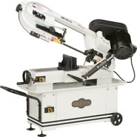 FREE SHIPPING — SHOP FOX Metal Cutting Band Saw — 7in. x 12in., 1 HP, 110/240V, Model# M1014