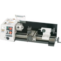 FREE SHIPPING — SHOP FOX Mini Metal Lathe — 6in. x 10in., Model# M1015