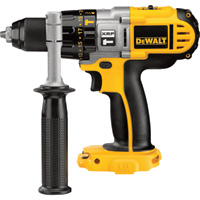 FREE SHIPPING — DEWALT Cordless Hammerdrill w/ Side Handle — Tool Only, 18V, 1/2in., Model# DCD950B