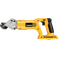 FREE SHIPPING — DEWALT Cordless Offset Metal Shear — Tool Only, 18 Volt, Model# DC495B