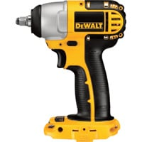 FREE SHIPPING — DEWALT Compact Cordless Impact Wrench — Tool Only, 18V, 3/8in., Model# DC823B