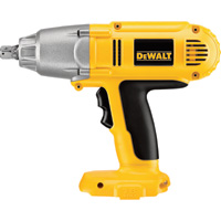 FREE SHIPPING — DEWALT High-Torque Cordless Impact Wrench — Tool Only, 18V, 1/2in., Model# DW059B