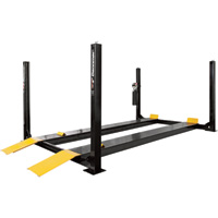 FREE SHIPPING — Dannmar 4-Post Truck and Car Lift — 12,000-Lb. Capacity, Model# D-12
